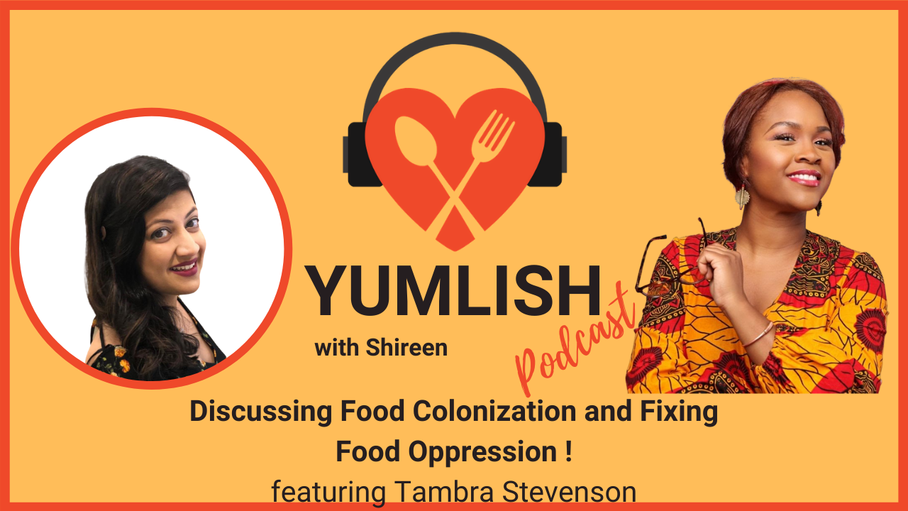 Food Colonization and Fixing Food Oppression