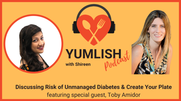 Risks of Unmanaged Diabetes & Create Your Plate Thumbnail