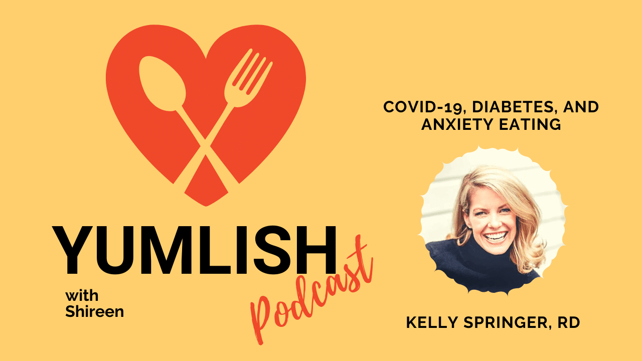 COVID-19, Diabetes, & Anxiety Eating